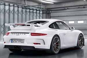 Fire Hazard: Porsche Recalls All 911 GT3s