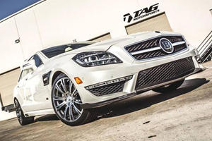 Brabus CLS 63 AMG by Tag Motorsports