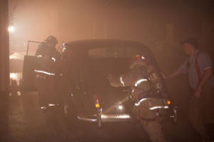 Texas Firefighters Rescue $2.5M Car Collection