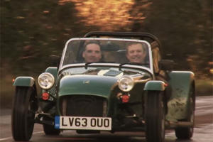 The History of the Iconic Lotus Seven