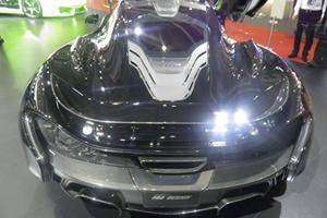 FAB Design Releases Phenomenal McLaren P1 in Geneva