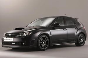Cosworth Teams With Subaru To Give The Impreza STi CS400 a Tuning