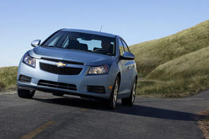 Official: Chevy Cruze Overtakes Camry In June