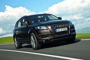 First Look: Audi Q7