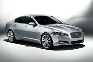 Jaguar XF Wagon in the Works