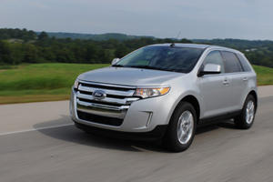2014 Ford Edge to Go Exclusively Turbo 4-Cylinder