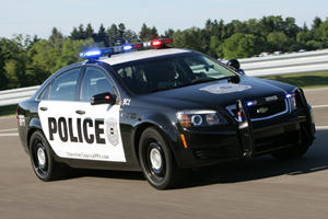 Video: 2011 Chevrolet Caprice PPV in Action