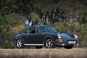 """Up for Auction: Steve McQueen's 911 """"Le Mans"""""""