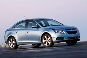 Report: Chevy Cruze Diesel Coming to America?