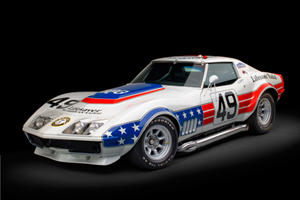 Corvette Stars and Stripes Races Its Way Into RM Monterey Auction