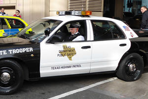 Former US Ford Police Interceptors Get Resurrected in the UK