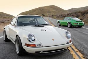 Singer's Hat-Trick 'Ultimate Classic Porsche 911'