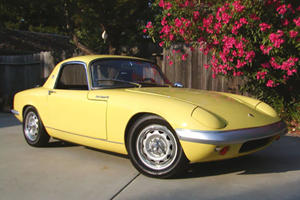 Unique of the Week: 1966 Lotus Elan Type 36