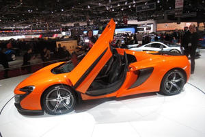 The McLaren 650S is Anything But a Refreshed 12C