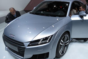 An Audi TT S Shooting Brake Would be Awesome