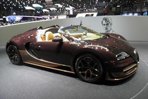 All Three Rembrandt Bugatti Legends Already Sold Out