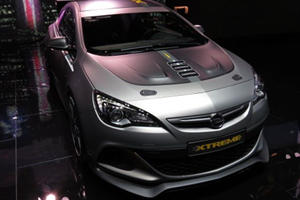 Opel Confirms Astra Extreme Heading for Production