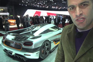 Chris Harris Checks Out the Showstoppers at Geneva 2014
