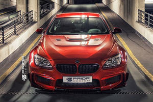 Prior Design Introduces Widebody Kit for BMW 6 Series