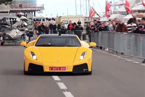 900HP GTA Spano Chased by 590HP Mansory Siracusa