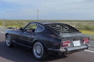 This is How to Breathe New Life into a Datsun 240Z