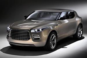 Aston Martin Really Wants New Models