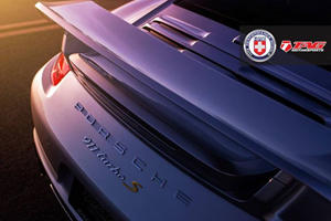 TAG Motorsports 911 Turbo S is Sight for Sore Eyes