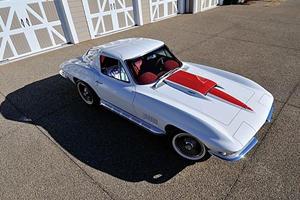 Pristine 1967 Corvette Found in a Garage