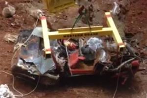 Watch: Sinkhole One-off 1990 Corvette ZR-1 Spyder Rescued