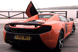 The 650S is McLaren's Reply to 12C Criticism