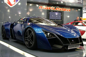 Has Marussia Stopped Making Cars?