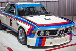 BMW Displays Timeless Classics at Techno Classica