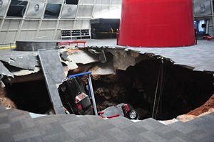 All Sinkhole Corvettes Have Been Rescued