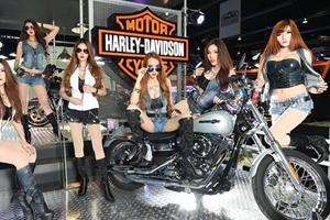 Beautiful Babes of 2014 Bangkok Motor Show