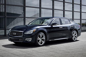 Infiniti Refreshes Q70 for 2015; Adds Long Wheelbase Variant