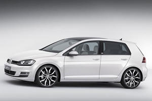 VW Celebrates Golf's 40th with a Little Golf Edition Magic