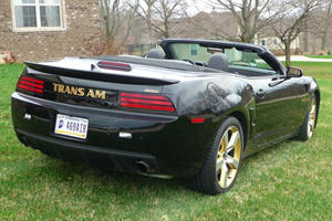 Would You Pay $65K for a Camaro-Trans Am Bandit?