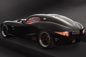 Trident Iceni is World's Fastest Diesel Sportscar