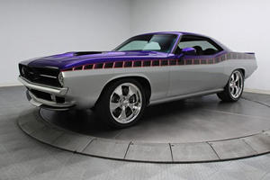 1970 Plymouth Cuda Built for SEMA Can be Yours for $150k