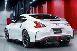 Nissan 370Z NISMO Gets Updated for 2015