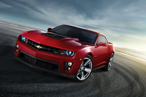 Rumor: 2012 Chevy Camaro ZL1 To Have Over 570HP