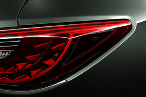 Infiniti Releases JX Crossover Teasers
