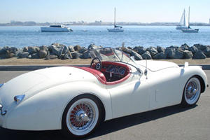 Unearthed: 1954 Jaguar XK120