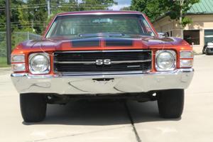 Unique of the Week: 1971 Chevrolet El Camino SS 396