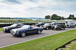 Rolls-Royce Celebrates Spirit of Ecstasy's Centenary