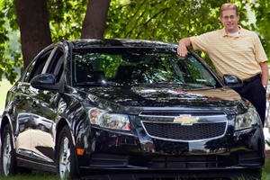 Official Report: Diesel Chevrolet Cruze Powers Its Way To US in 2013