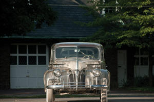 """Up for Auction: 1939 Pontiac Deluxe Six """"Ghost Car"""""""