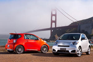 Official: 2012 Scion iQ to Launch in the US in October