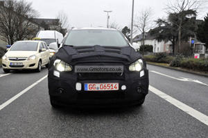 Spied & Rendered: 2012 Vauxhall Corsa SUV