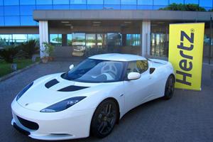 Hertz Europe Lets You Rent a Lotus Evora